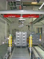 Automatische Palettiersysteme können auch bei geringeren Durchsätzen Vorteile bieten.