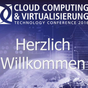 10 Jahre Cloud Computing & Virtualisierung Technology Conference