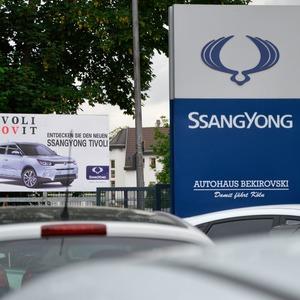 Autohaus Bekirovski: Stark mit Ssangyong