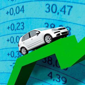 Sinkende Autokosten sind Ausnahmephänomen