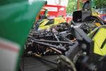 Bild 1: Einblick in die Technik eines Formel-E-Boliden der Saison 2015/2016