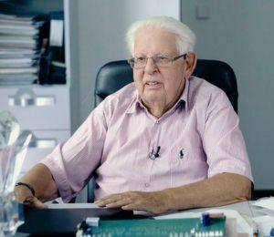 Deutscher HPLC-Pionier feiert Geburtstag
