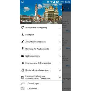 """App soll """"Alltags-Guide"""" für Flüchtlinge werden"""