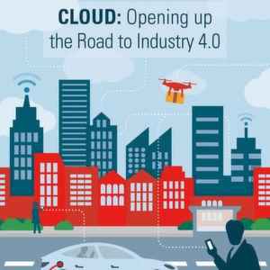 Die Cloud als Antrieb für Industrie 4.0