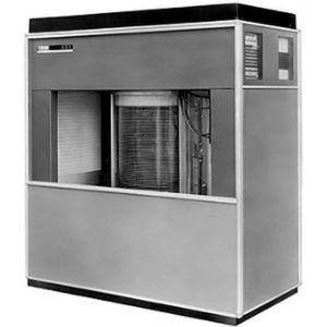 IBM 350: Speicherkühlschrank für fünf Megabyte Daten