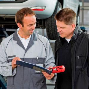Kunden geben Kfz-Werkstätten Bestnoten
