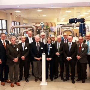 Endress+Hauser und Rockwell Automation eröffnen gemeinsames Testzentrum