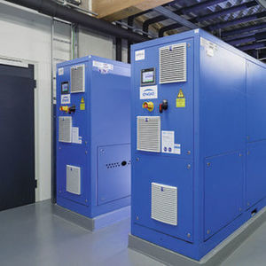 Energie-effiziente Kälte und Wärme