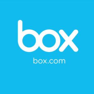 Box zeigt Unternehmensfeatures