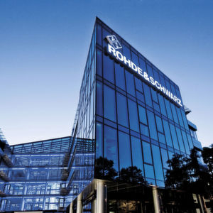 Rohde & Schwarz liefert Messtechnik für drahtlose Anwendungen