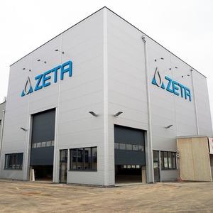 Zeta will in neuer Produktionshalle mehrgeschoßige Anlagen bauen