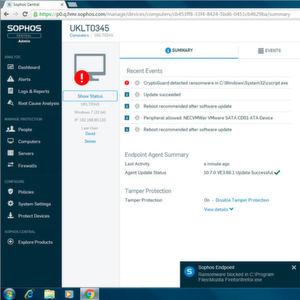 Abwehr-Tool für Ransomware und Zero-Day-Exploits