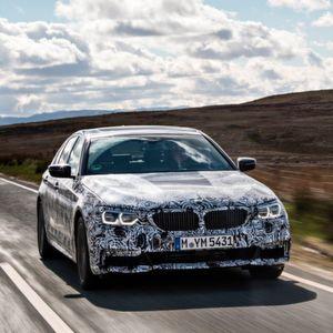 Neuer BMW 5er: Eilige Chefsache