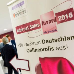 Koch-Gruppe holt den Internet Sales Award 2016