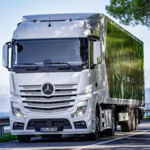 Daimler rechnet für Lkw-Sparte mit Gegenwind in Europa