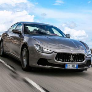 Gefahren: Maserati Ghibli – jetzt mit kleinen Helfern