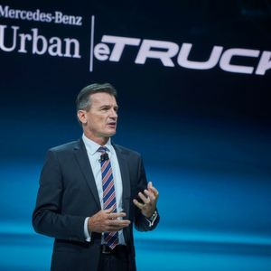Mercedes-Nutzfahrzeugchef Bernhard erwartet große Umwälzungen ab 2020