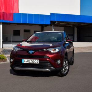 "Toyota RAV4: Hybrides ""A+""-Feigenblatt"