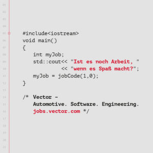 Die erste Recruiting-Kommunikation, die junge IT-Entwickler gezielt in ihrer präferierten Programmiersprache anspricht: von Java bis C#.