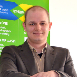 Team IT-Distribution stellt Veeam in der Cloud bereit