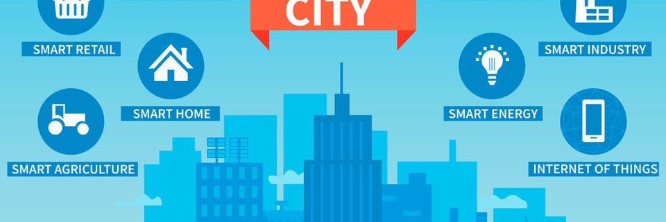 Die digitale Stadt wird zur Smart City