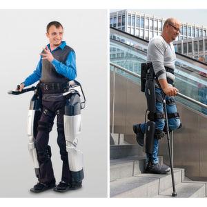 Schweizer Motoren bewegen Exoskelette weltweit