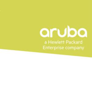 Aruba unterstützt Drittanbieter