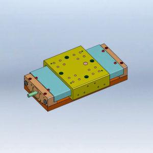 Zugriff auf 3D-CAD-Daten von Positioniersystemen