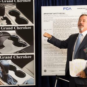 FCA-Rückruf wegen wegrollender Fahrzeuge