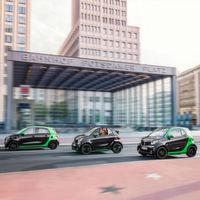 Smart bietet wieder Elektroauto an
