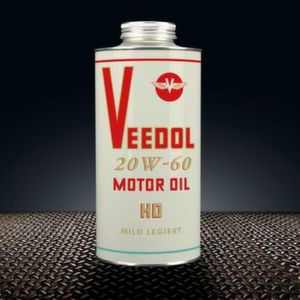 """Veedol: Öle für """"Neues"""" und """"Altes"""""""