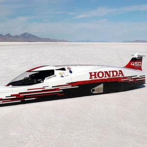 Schnellster Honda aller Zeiten mit 0,66-Liter-Motor