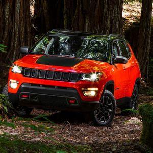 Jeep Compass: Schluss mit rustikal
