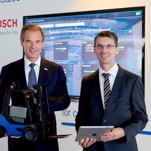 SAP und Bosch arbeiten bei Software und Cloud-Technologien zusammen
