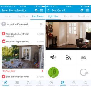 Netgears Arlo-Kamera verbindet sich mit Samsung Smartthings