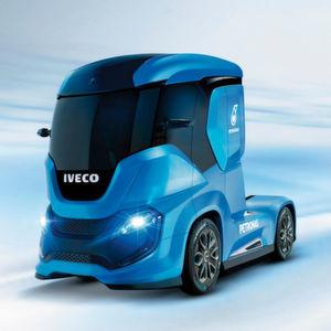 Iveco Z : Der Öko-Truck der Zukunft