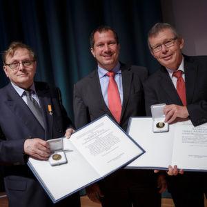 Begehrte Auszeichnung geht an Verfahrenstechniker