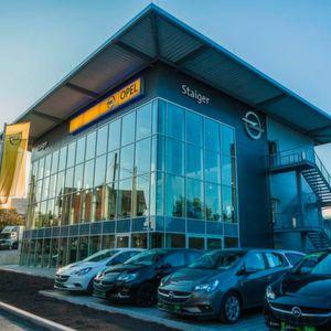 Neue Opel-Burg für Stuttgart
