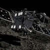 Weltraum-Mission vor glanzvollem Ende: Sonde landet auf Kometen