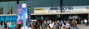 Germany: Packed exhibition halls
