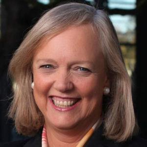 HPE-Chefin Whitman verteidigt Schrumpfkurs
