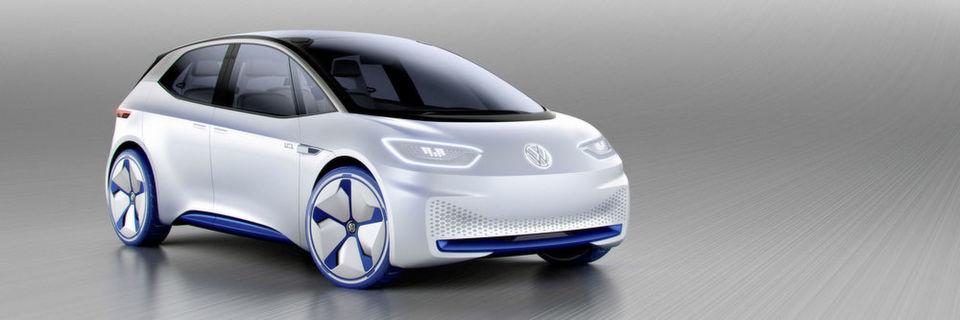 Volkswagen bringt 2020 erstes E-Fahrzeug