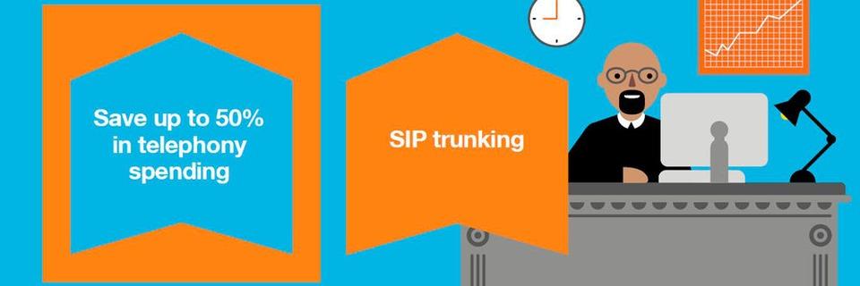 SIP-Trunking – richtige Entscheidung für Firmen