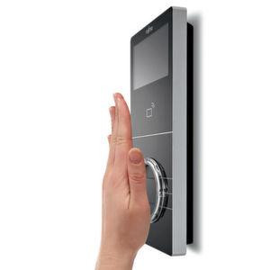 Biometrischer Handvenenscan auch für KMU