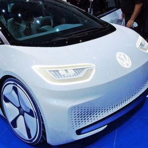 Erstes Konzeptauto der angekündigten VW-Elektrowelle