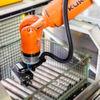 Deutschland führend im Einsatz von Industrierobotern