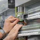 Schaltanlagenbau wird mit Reihenklemmen effizienter