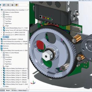 Dassault Systèmes präsentiert Solidworks 2017