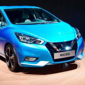 Nissan Micra: Nummer fünf ist nur für Europa