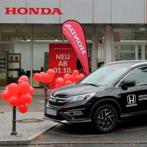 Koch-Gruppe erweitert Angebot um Honda
